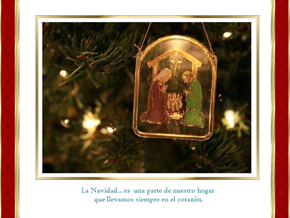 Aunque se pierdan otras cosas a lo largo de los años, mantengamos la Navidad como algo brillante… Regresemos a nuestra fe infantil.
