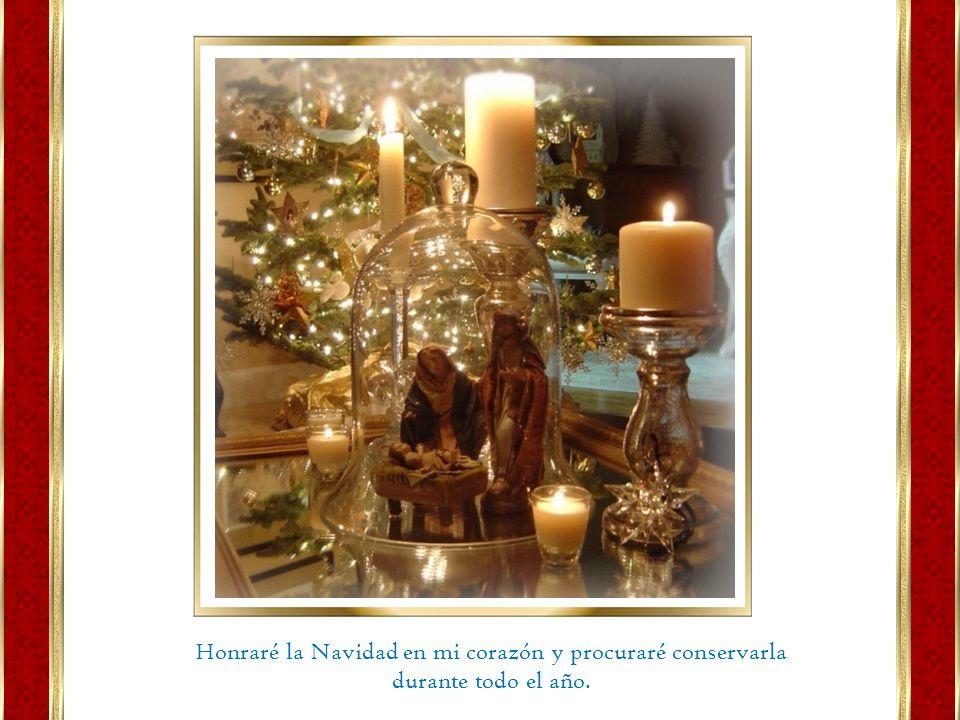 Valorar la paz y la generosidad y tener un corazón misericordioso es comprender el verdadero significado de Navidad.