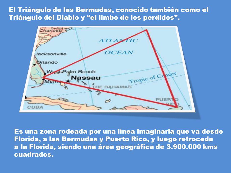 Cuál es el misterio del Triangulo de las Bermudas? Qué es lo que hay? Qué ocurre ahí? Ni verdad comprobada, ni mentira evidente!
