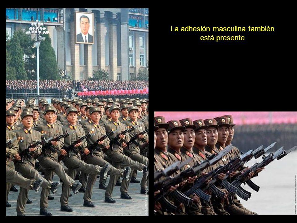 www.vitanoblepowerpoints.net Con gran participación femenina y paso militar como en la Alemania Nazi