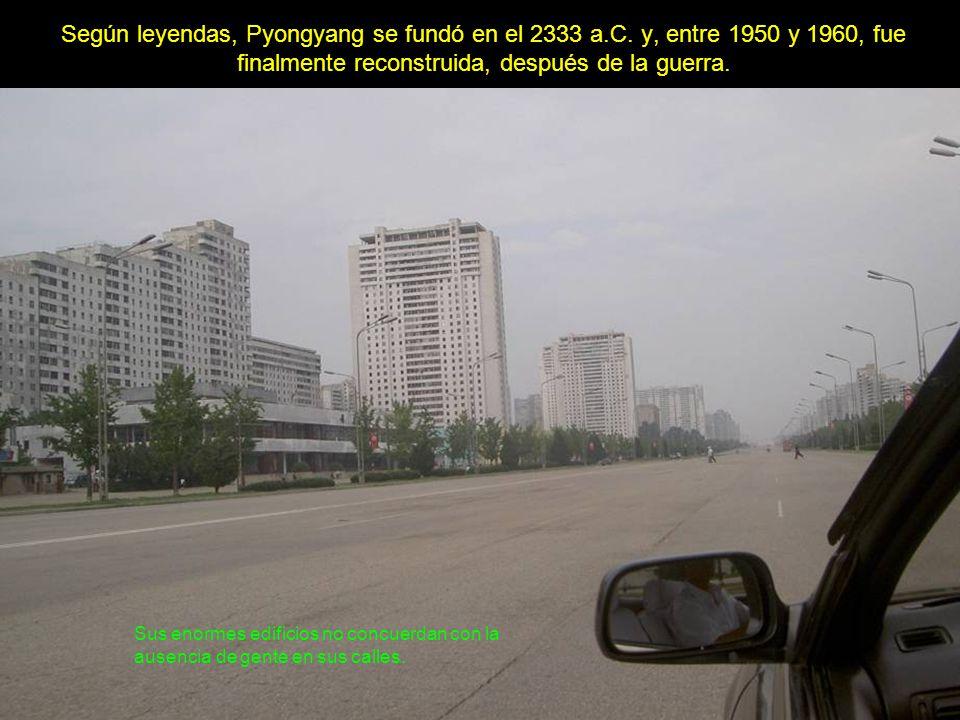 www.vitanoblepowerpoints.net Pyongyang Capital de Corea del Norte ¿Qué sabemos de ella?