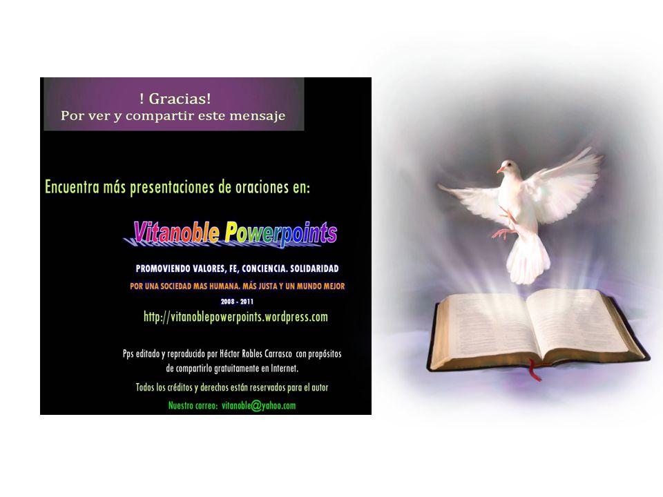 Si deseas recibir mails, relacionados con la Iglesia: que contienen diapositivas, vida de Santos, Evangelio del Domingo, etc. Escribe a: unidosenelamo