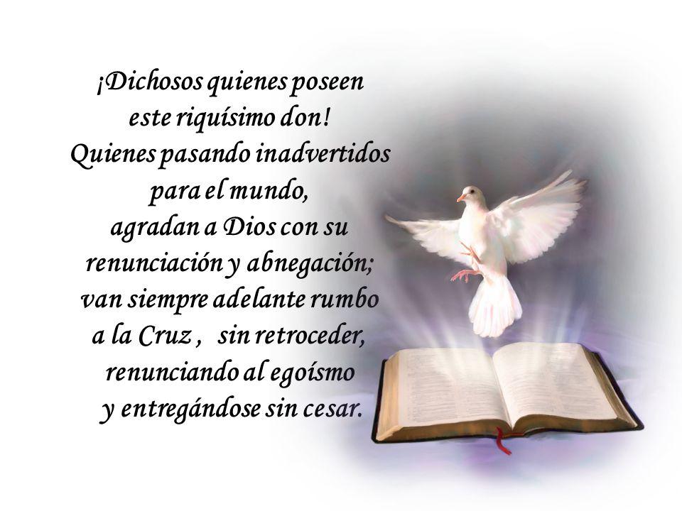La Cruz es la verdadera sabiduría de los santos. La Sabiduría increada, Dios mismo, fue el que escogió la Cruz para la Redención del mundo. El alma ve