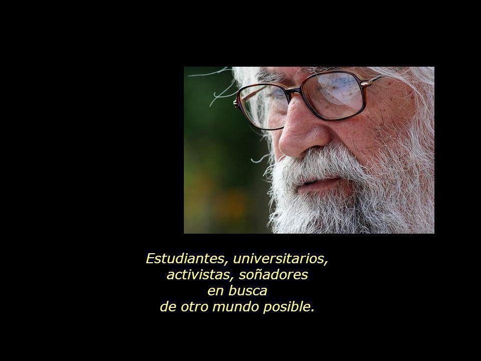 www.vitanoblepowerpoints.net En uno de los encuentros, cuyo tema era Diálogos con los movimientos de Juventud por el Medio Ambiente, él se reunió específicamente con los jóvenes.