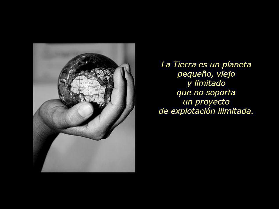 www.vitanoblepowerpoints.net Señales como los cambios climáticos, que ya comenzaron a afligir crecientes sectores de la población alrededor del planeta.