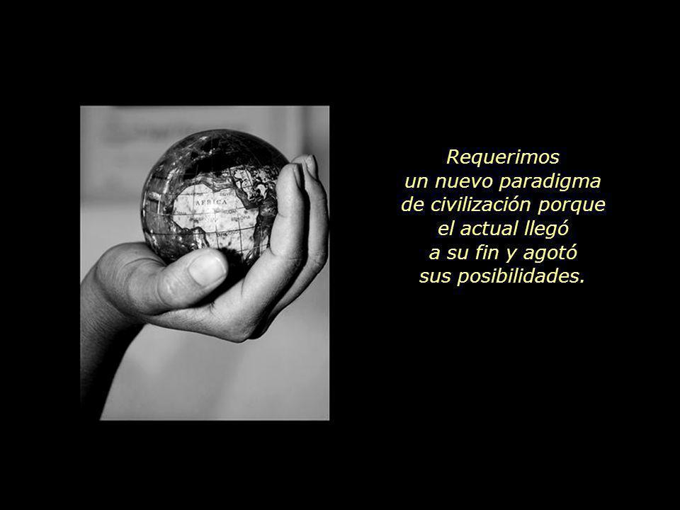 www.vitanoblepowerpoints.net Las crisis financiera, climática, energética, alimenticia y otras, - todas ellas nos remiten a la crisis del paradigma dominante.