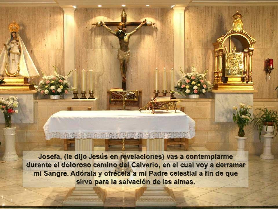 Vía Crucis dictado por Jesús a Sor Josefa Menéndez. Contempla y acompaña a Cristo desde el corazón Avance de diapositivas manual