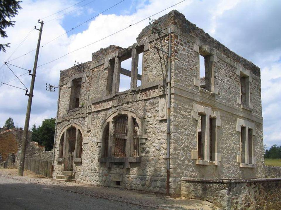 Los alemanes habían sido atacados días antes por la Resistencia, para impedir que llegasen a Normandía, donde los aliados acababan de desembarcar.