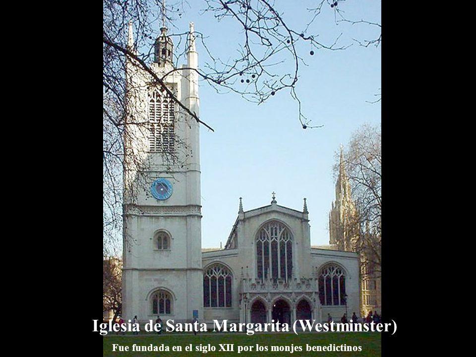 Iglesia de San Martín -Canterbury Es la iglesia más antigua de Inglaterra