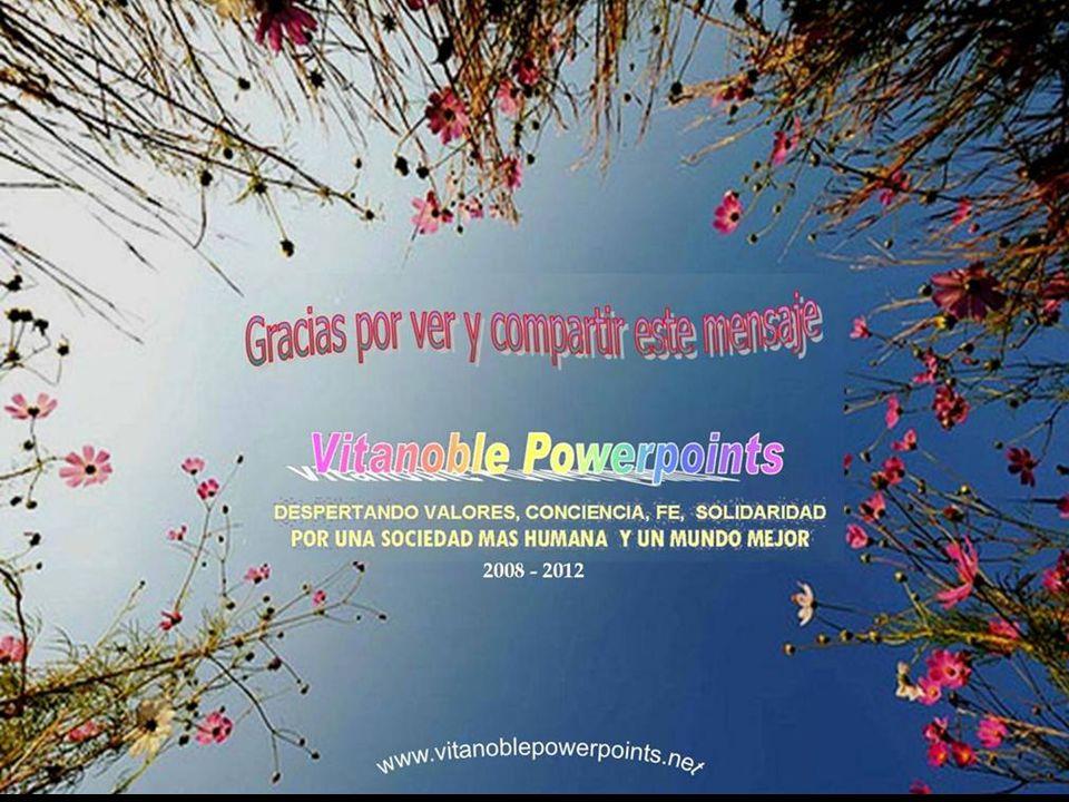 www.vitanoblepowerpoints.net Y esta es la confianza que tenemos en él, que si pedimos alguna cosa conforme a su voluntad, él nos oye..