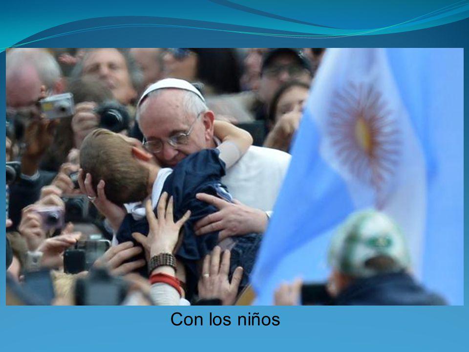 El Papa del pueblo. Más cercanía es difícil de imaginar