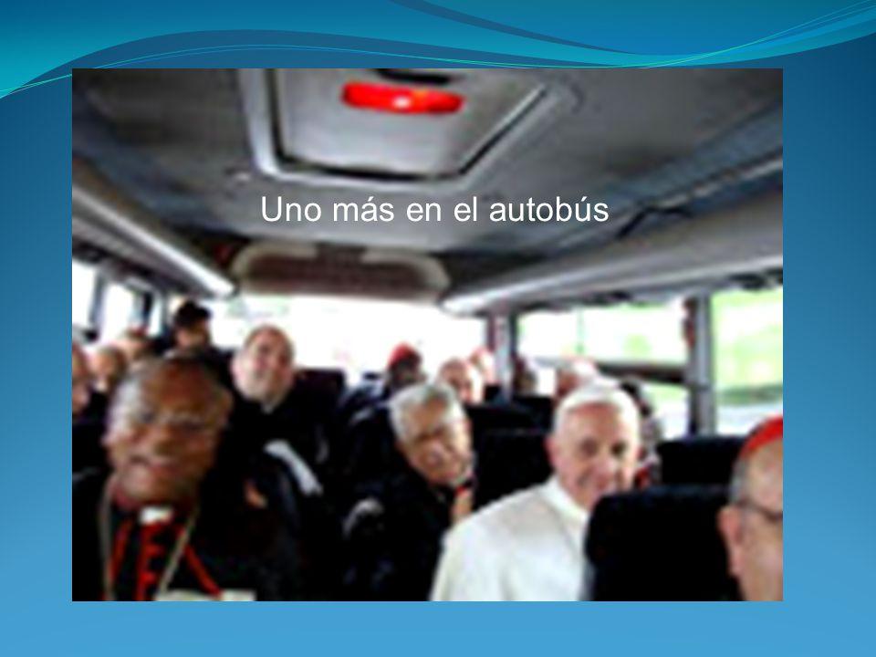 Uno más en el autobús