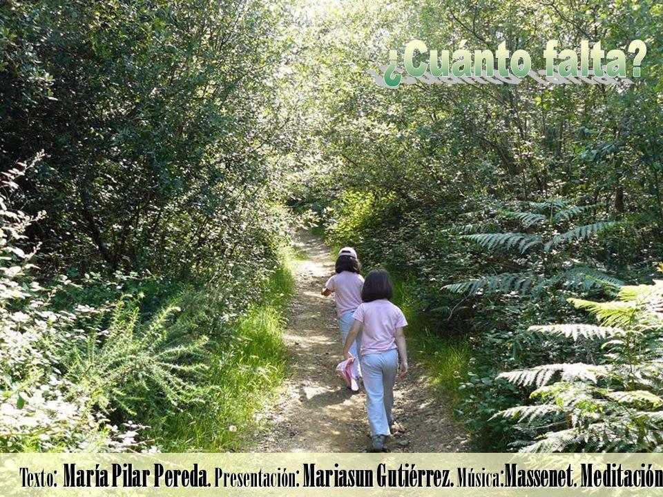 Se inicia otra presentación de su colección en: Vitanoble powerpoints Texto : María Pilar Pereda.