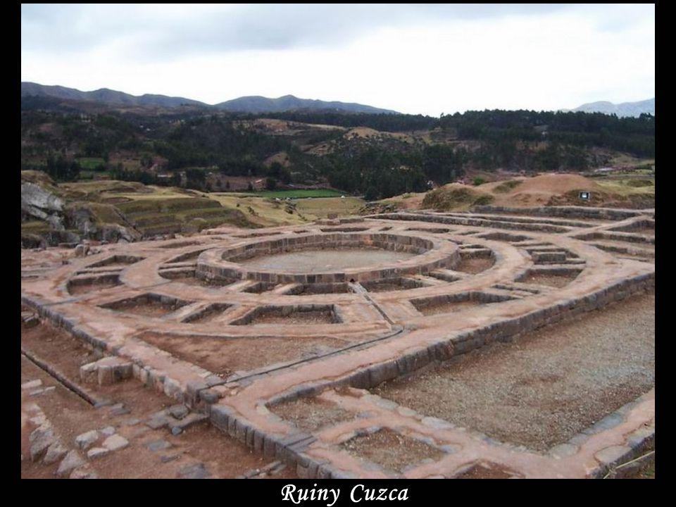 Ruinas - Ruiny Cuzca
