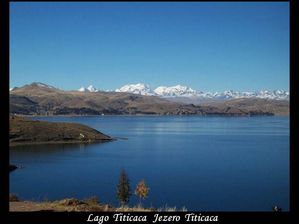 Lago Titicaca Jezero Titicaca