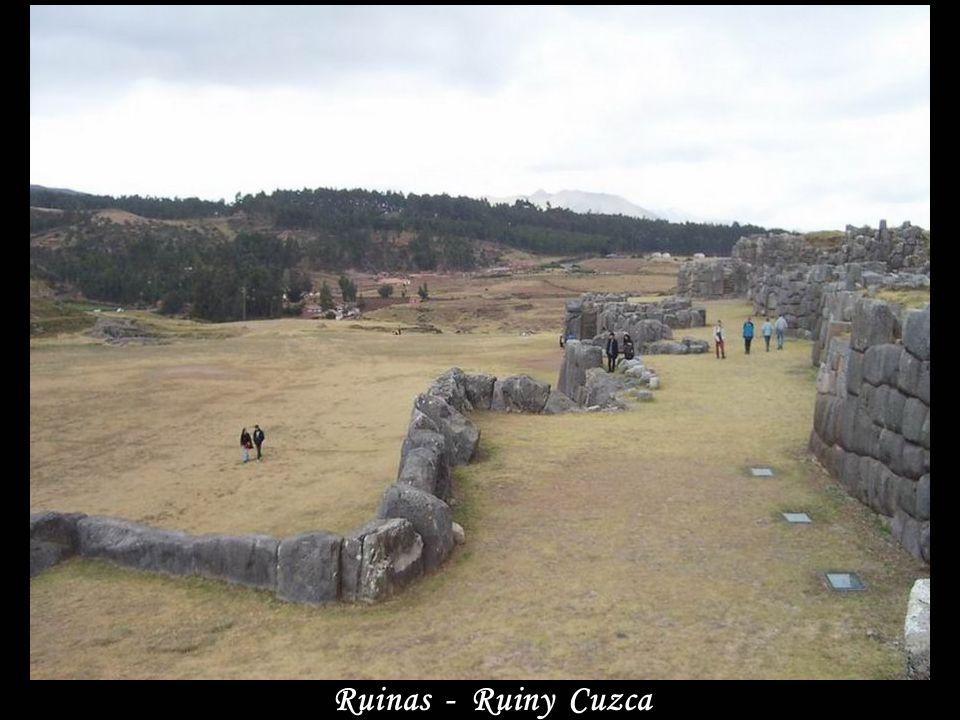 Observatorio Solar - Inská sluneční observatoř na Machu Pichu