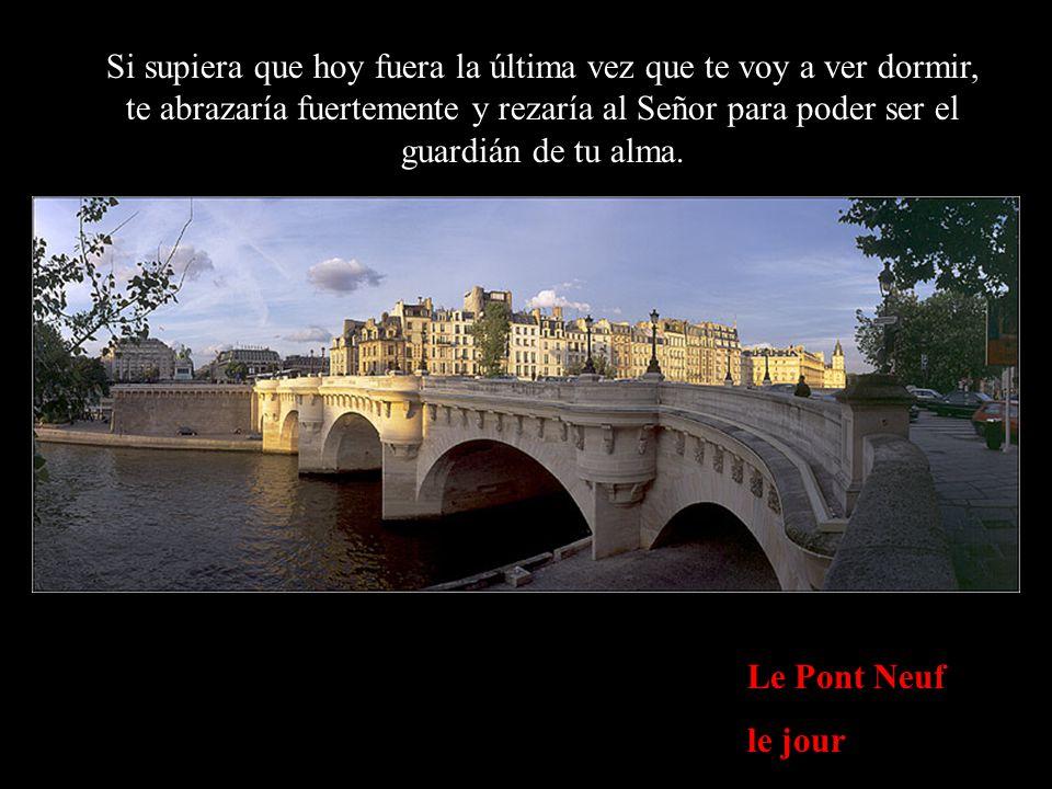 Bras de la Seine depuis l'Ile Saint Louis Siempre di lo que sientes y haz lo que piensas.