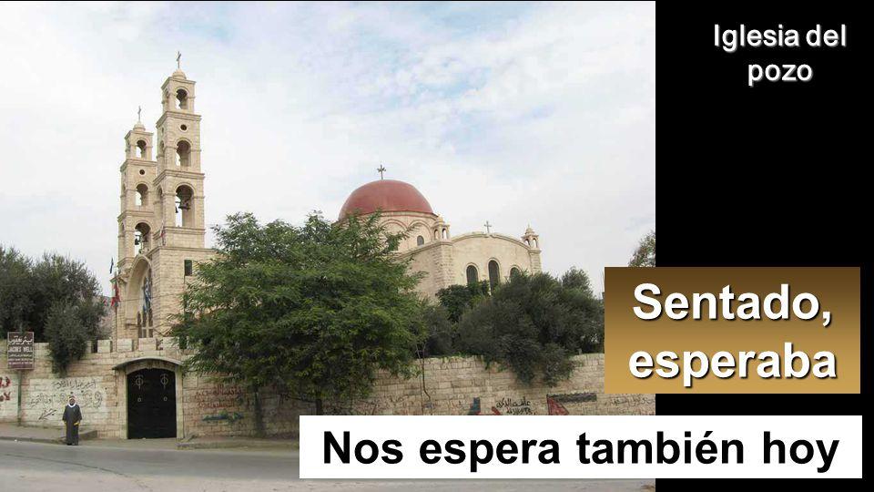 www.vitanoblepowerpoints.net Sentado, esperaba Nos espera también hoy Iglesia del pozo