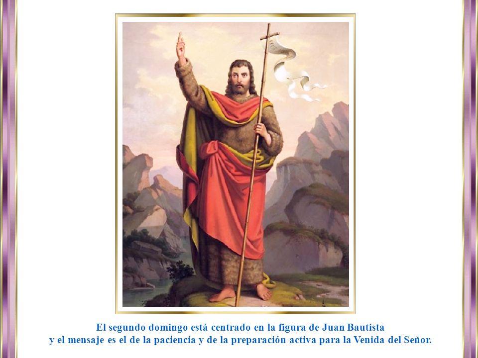 www.vitanoblepowerpoints.net El primer domingo nos orienta hacia la Venida del Señor al final de la historia y el mensaje es el de la vigilancia. Dura