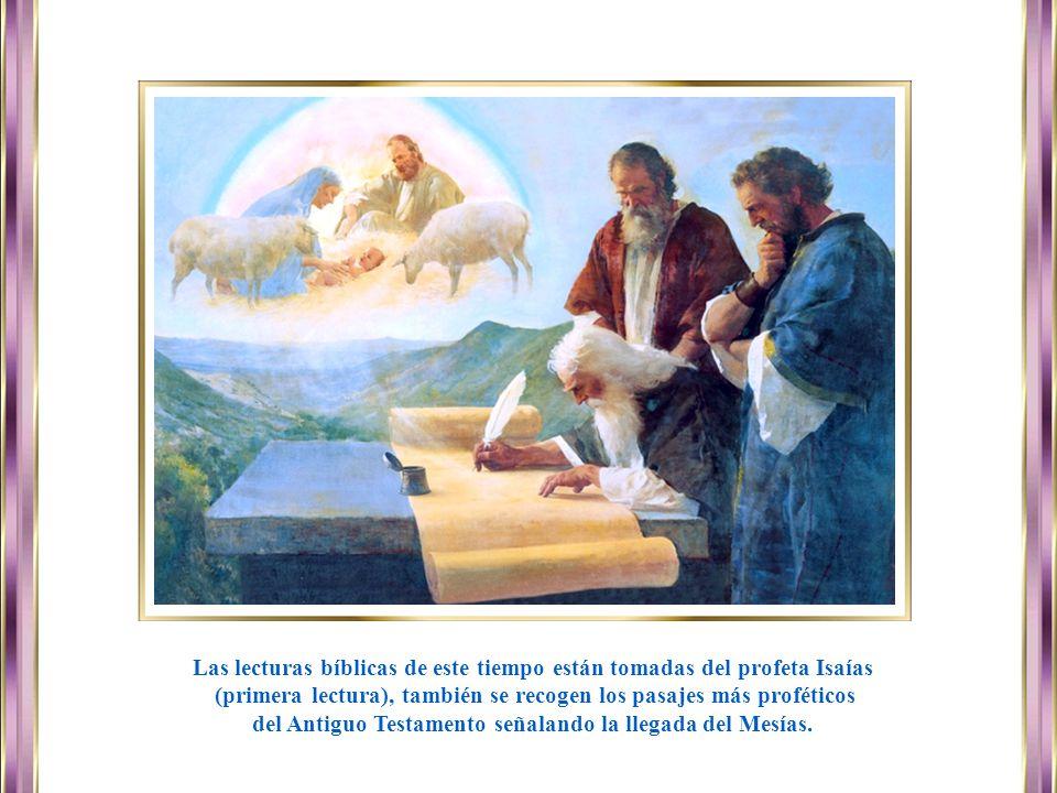 www.vitanoblepowerpoints.net El cuarto domingo contempla el misterio de la Encarnación de Dios en María; como preparación profunda del misterio de la