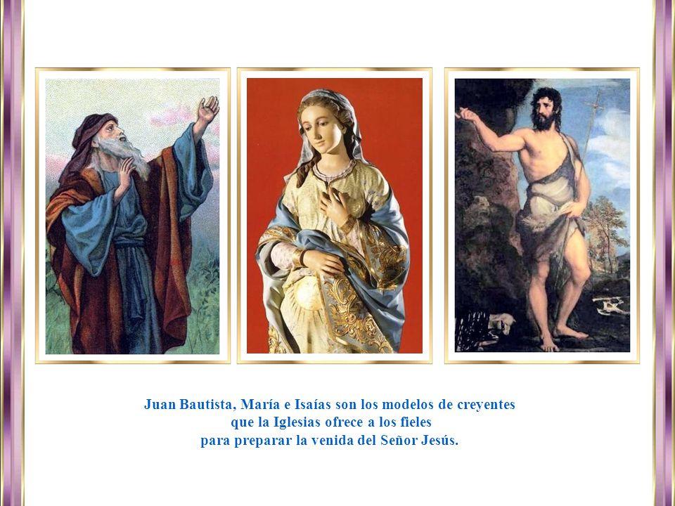 www.vitanoblepowerpoints.net Las lecturas bíblicas de este tiempo están tomadas del profeta Isaías (primera lectura), también se recogen los pasajes m