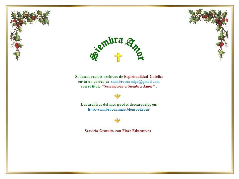 www.vitanoblepowerpoints.net María será nuestra ayuda y nos enseñará el camino para llegar a Jesús.