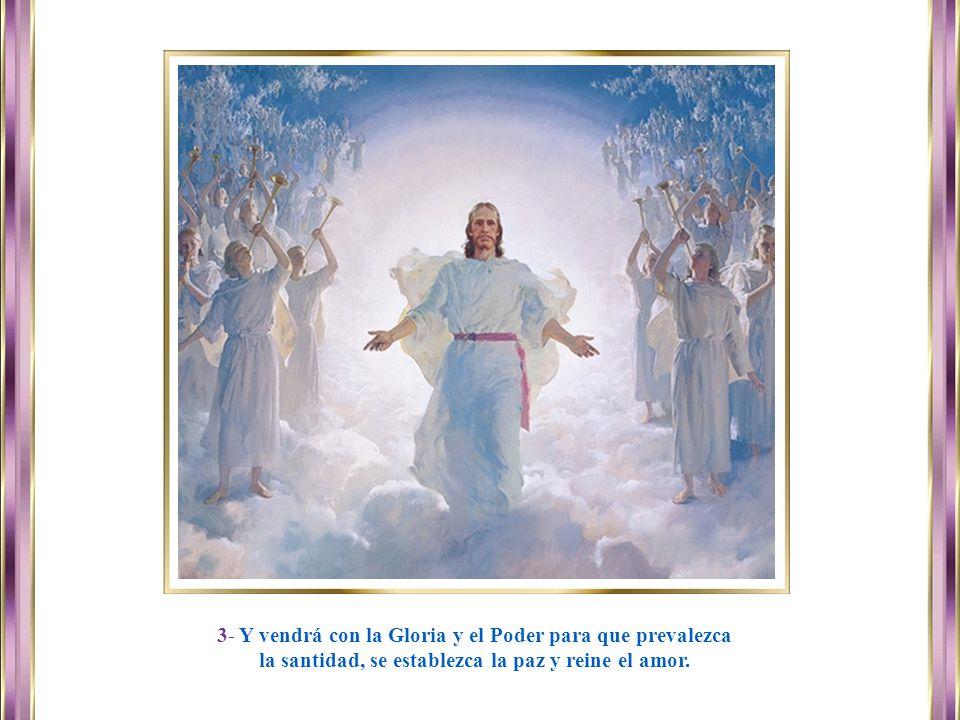 www.vitanoblepowerpoints.net 2-Viene constantemente en Espíritu y Amor a la vida íntima de aquellos que humildemente le ofrecen el pesebre de sus alma