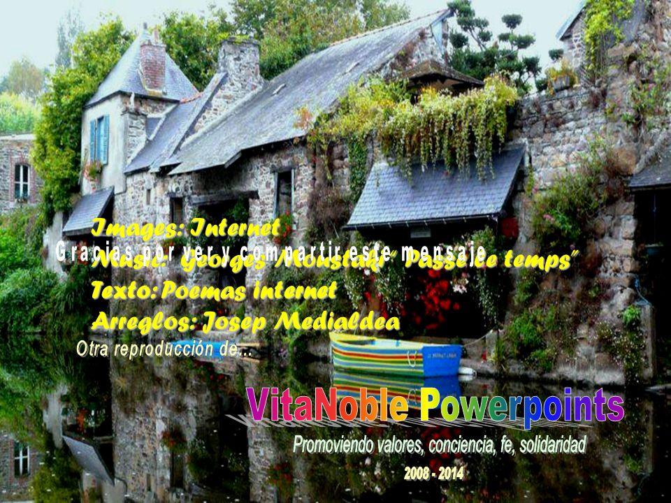 www.vitanoblepowerpoints.net Nuestras manos y nuestras almas se entrelazan y, pase lo que pase, por siempre seremos amigos