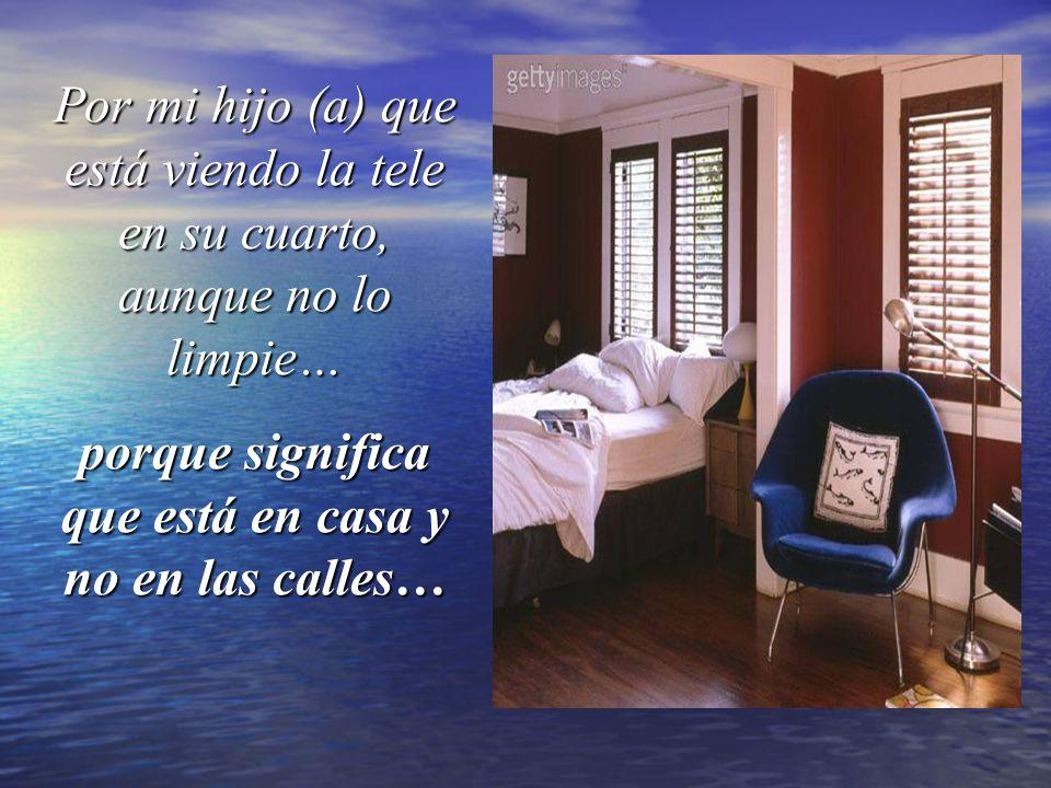 A Dios le agradezco… Visita: www.RenuevoDePlenitud.comwww.RenuevoDePlenitud.com