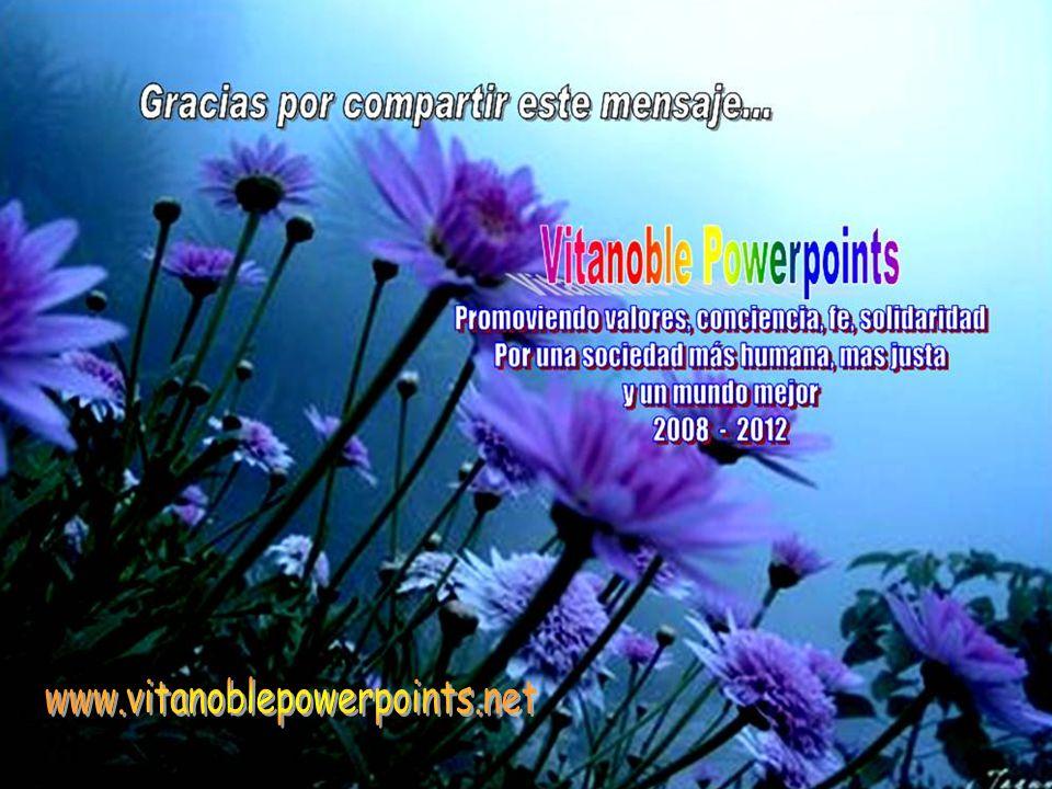 Vita Noble Powerpoints GRACIAS, SEÑOR. AMEN.