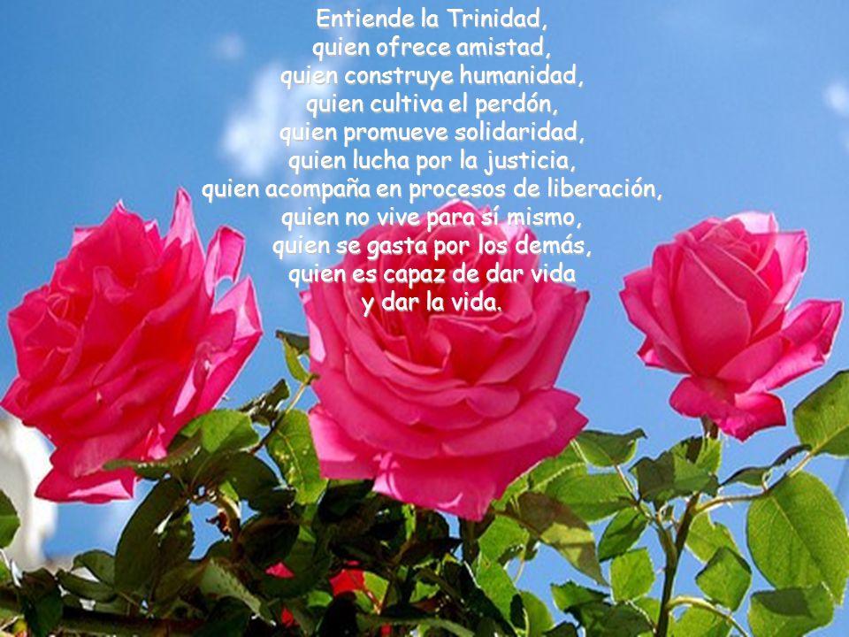 Trinidad: Trinidad: el Dios vivo del amor. El Dios crucificado de la compasión, el Dios liberador de la vida, Dios en femenino, el Dios que rompe las