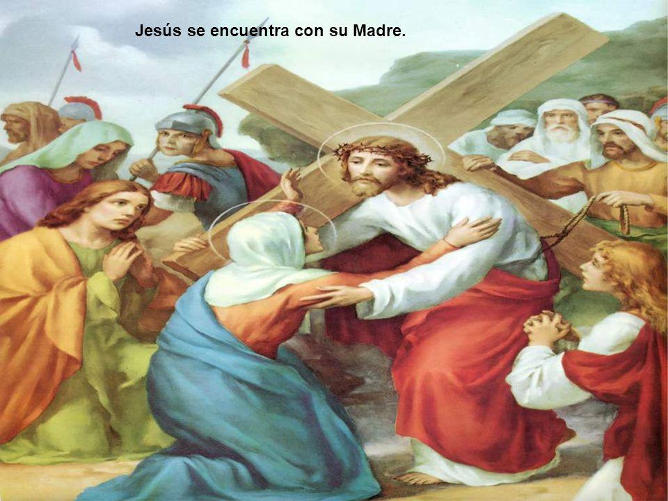 Y las mujeres que habían venido con él desde Galilea, lo siguieron también y vieron cuando el cuerpo de Jesús fue puesto en el sepulcro.