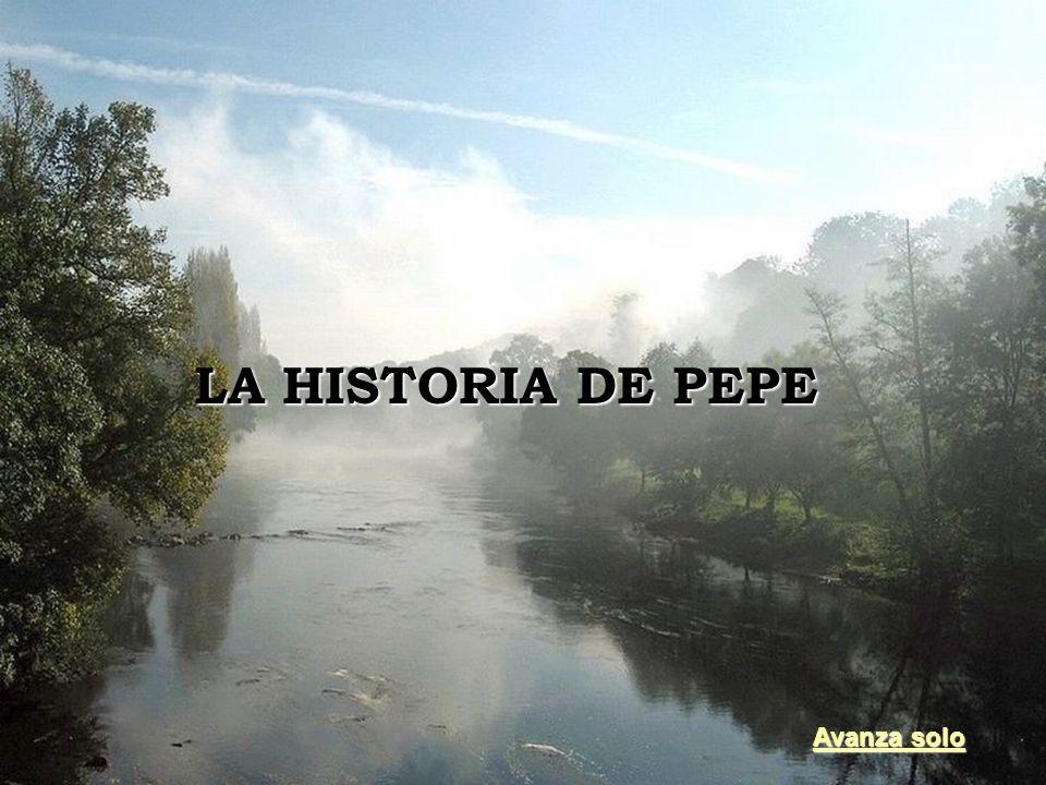 www.vitanoblepowerpoints.net LA HISTORIA DE PEPE Avanza solo