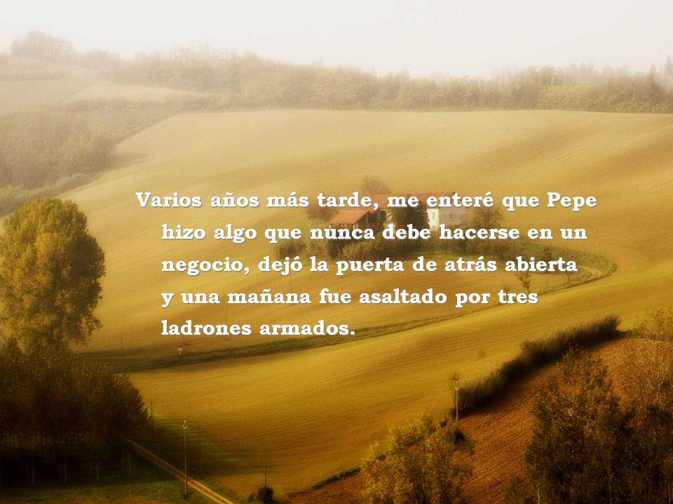 www.vitanoblepowerpoints.net Tivoli - Villa d'Este Reflexioné en lo que Pepe me dijo... Por cuestiones de residencia, perdimos contacto, pero con frec