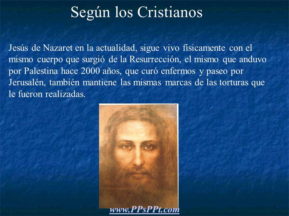 Si así fue y era Jesús de Nazaret, una vez depositado en el sepulcro resucitó, convirtiéndose de esta forma la Sábana Santa en la huella física de la Resurrección.