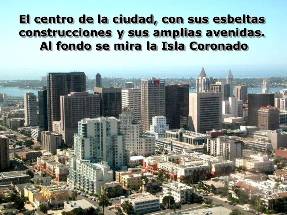 Una ciudad moderna, pujante, cosmopolita, y el puerto estadounidense más importante de la costa del Pacífico. Una ciudad moderna, pujante, cosmopolita