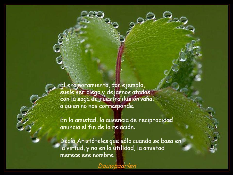 www.vitanoblepowerpoints.net Oproer van de schapen La amistad, acaso como ningún otro, es un vínculo de paridad, que trasciende en su misma existencia