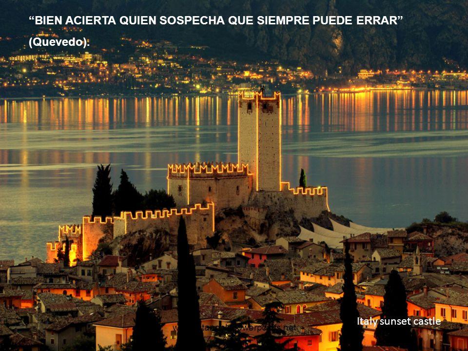 www.vitanoblepowerpoints.net Sea water castle waves NUNCA TRATE DE SENTIRSE O DE PARECER IMPORTANTE.