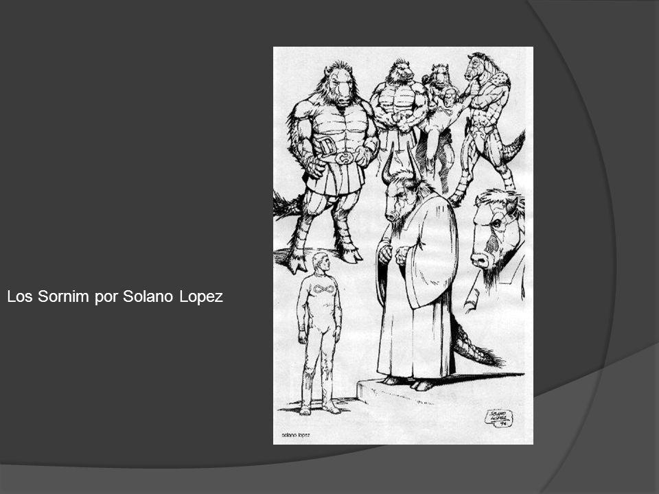 Los Sornim por Solano Lopez