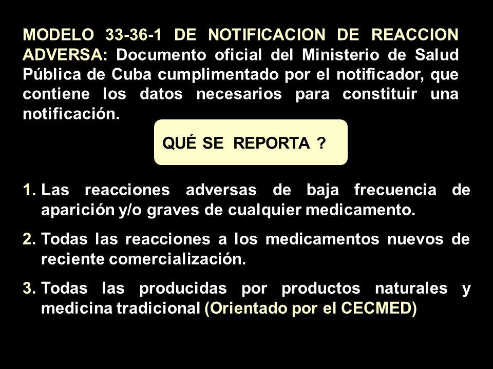 GRUPO FARMACOLOGICONo% Antimicrobianos232632.9 Analgésicos no opioides114516.2 Antihipertensivos83911.9 Vacunas4546.4 Antiasmáticos2473.5 Antiparasitarios2463.4 Distribución de las reacciones por subgrupos terapéuticos y fármacos más reportados.