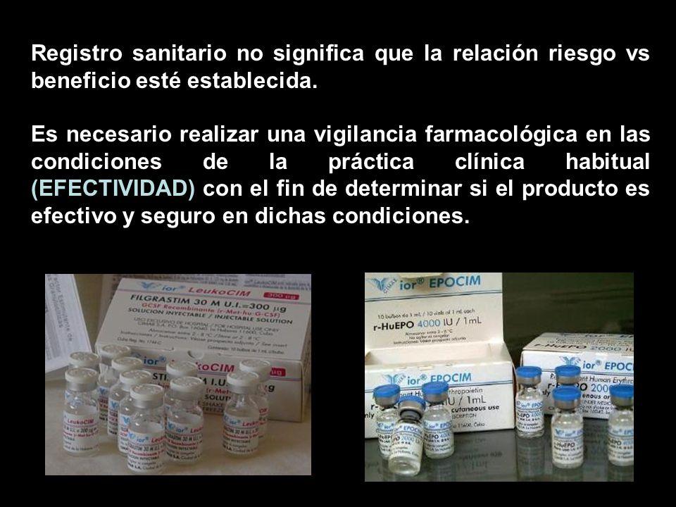 Cualquier manifestación clínica o biológica no deseada que se presente durante el tratamiento con un medicamento, el cual no tiene necesariamente una relación de causalidad con el tratamiento realizado o con el estudio clínico en ejecución EVENTO ADVERSO