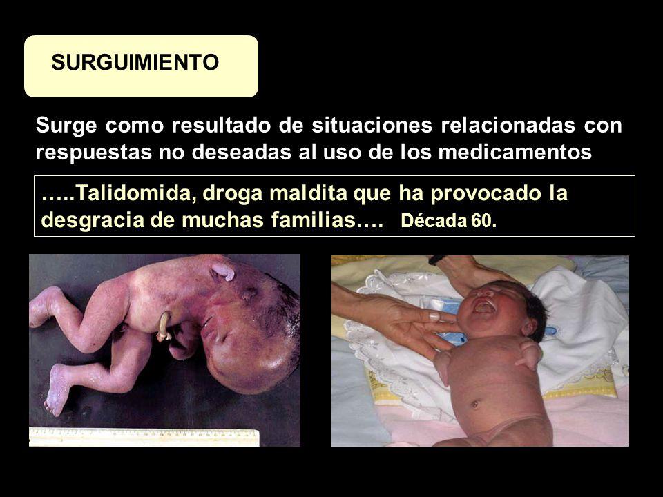 RIESGOS DEL USO DE FÁRMACOS EN LA PRÁCTICA CLÍNICA CONTEMPORÁNEA.