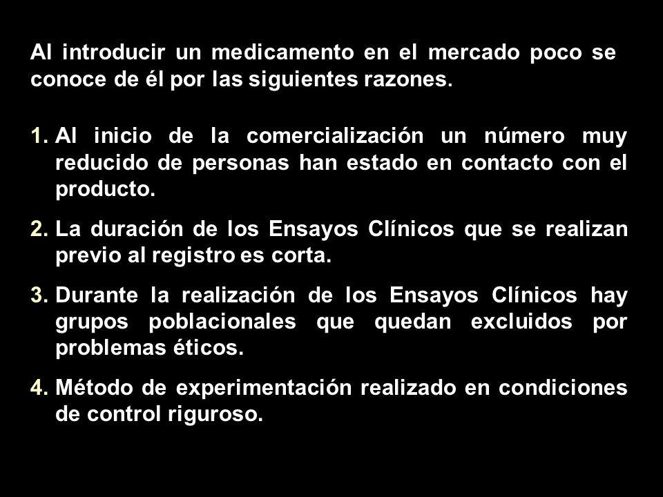 MÉTODOS EN FARMACOVIGILANCIA 1.Reportes de casos de revistas médicas.