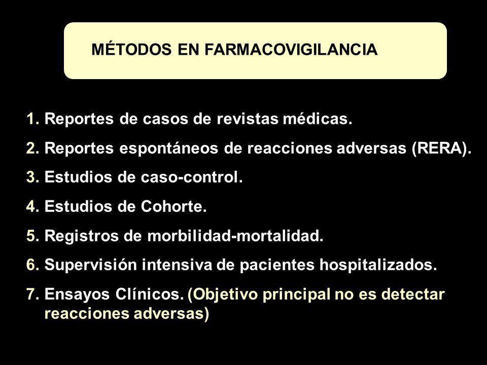 SISTEMA CUBANO DE FARMACOVIGILANCIA