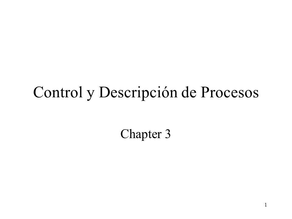 1 Control y Descripción de Procesos Chapter 3