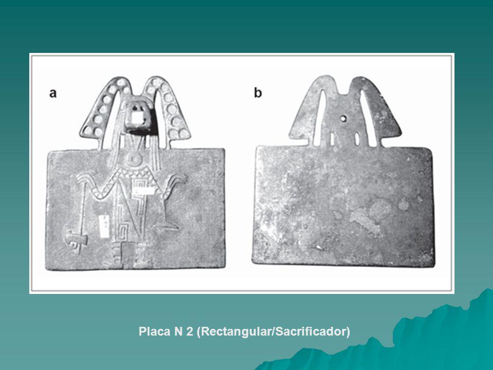 Placa N 2 (Rectangular/Sacrificador)