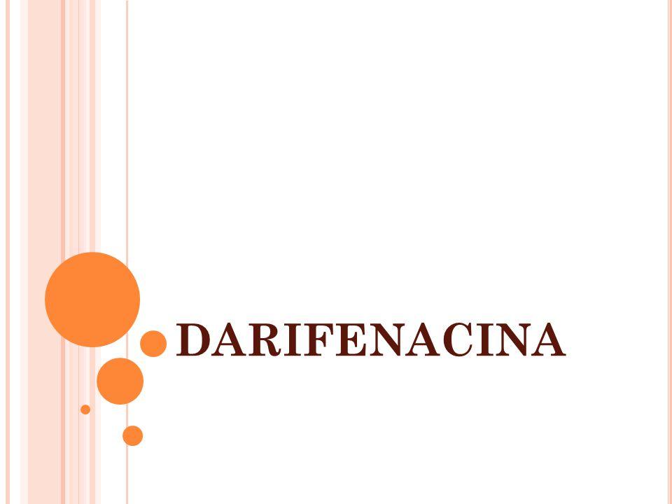 DARIFENACINA