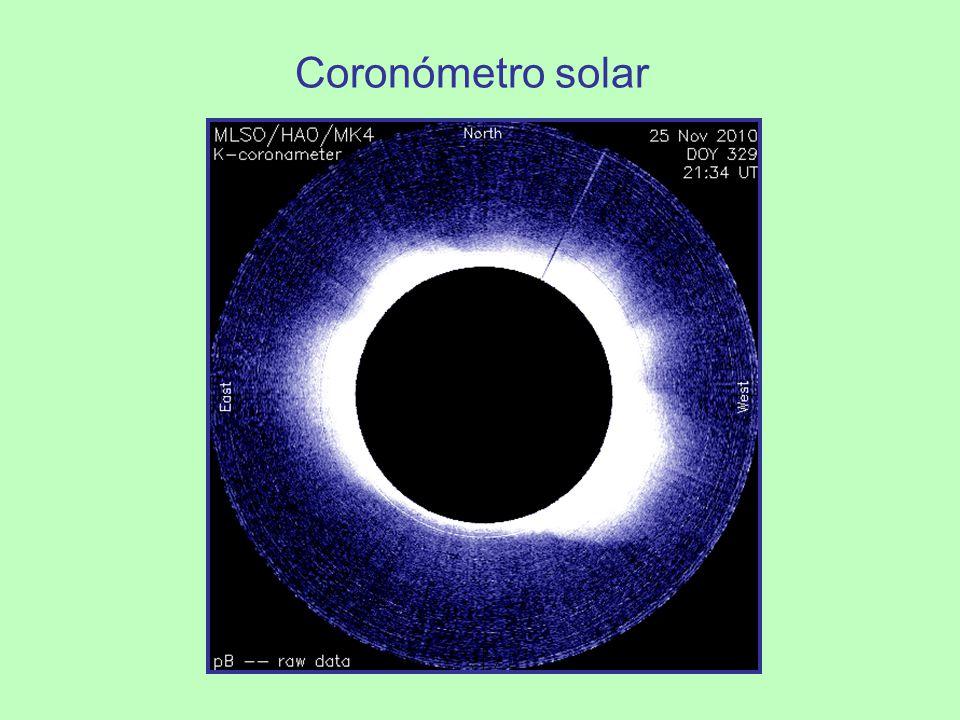 Coronómetro solar