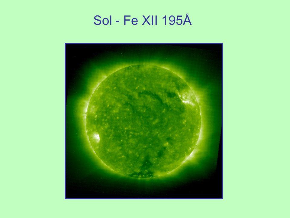 Sol - Fe XII 195Å