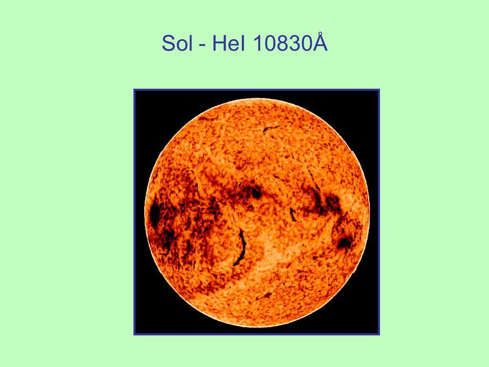 Sol - HeI 10830Å